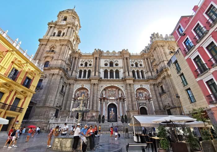 Casco histórico de Málaga